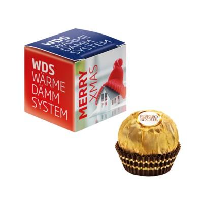 Picture of MINI PROMO-CUBE with Ferrero Rocher