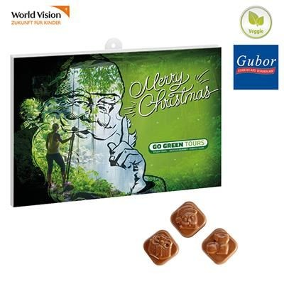 Picture of MAXI CLASSIC CHOCOLATE ADVENT CALENDAR