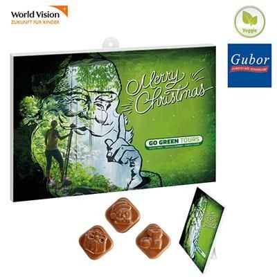 Picture of CLASSIC CHOCOLATE TABLE & WALL ADVENT CALENDAR BUSINESS