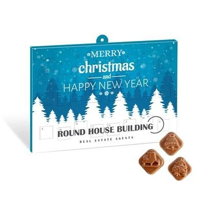 Picture of MAXI CLASSIC ADVENT CALENDAR with Milk Chocolate