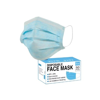 Picture of 3PLY DISPOSABLE MEDICAL MASK