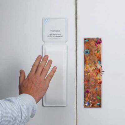 Picture of VIRABLOC DOOR PANEL SANITISATION PAD