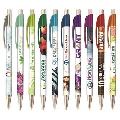 Picture of LEBEAU SILVER CHROME PEN