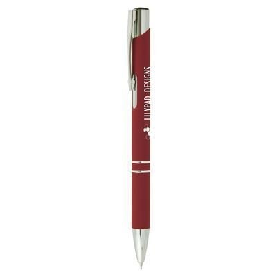 Picture of CROSBY SOFT-TOUCH MECHANICAL PENCIL in Brick Red