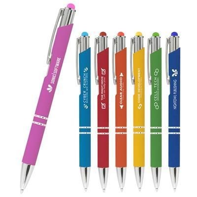 Picture of CROSBY SOFTY PEN WITH TOP STYLUS