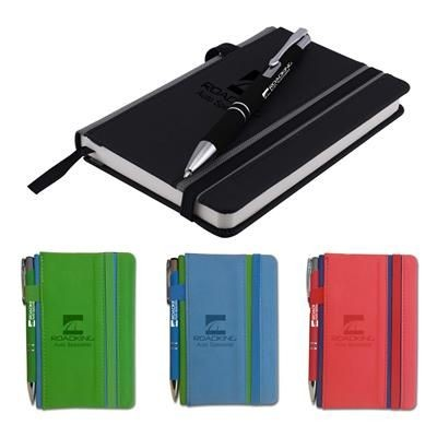 Picture of POCKET CROSBY SOFT-TOUCH NOTE BOOK