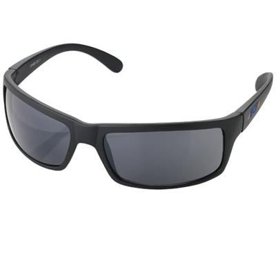 Picture of STURDY SUNGLASSES in Black Solid