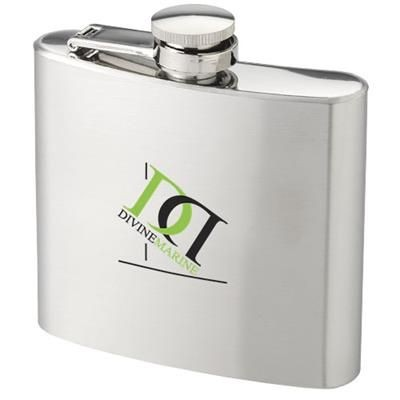 Picture of TENNESSEE 150 ML HIP FLASK in Silver
