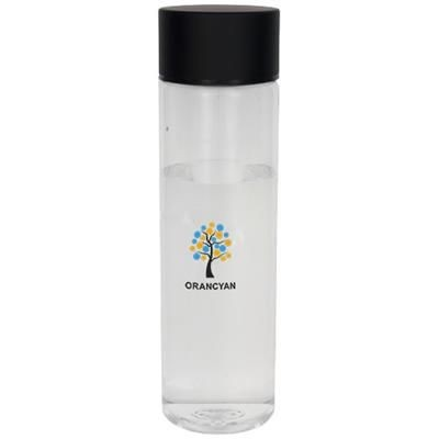 Picture of FOX 900 ML TRITAN SPORTS BOTTLE in Transparent-black Solid