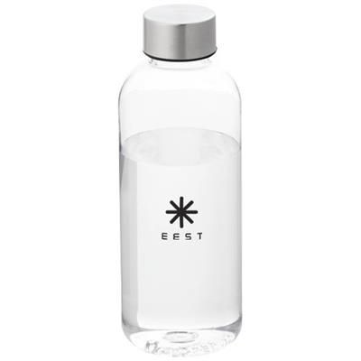 Picture of SPRING 600 ML TRITAN SPORTS BOTTLE in Transparent Clear Transparent