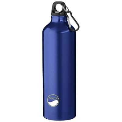 Picture of PACIFIC 770 ML SPORTS BOTTLE with Carabiner in Blue