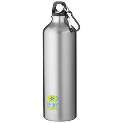 Picture of PACIFIC 770 ML SPORTS BOTTLE with Carabiner in Silver