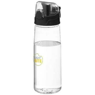 Picture of CAPRI 700 ML SPORTS BOTTLE in Transparent Clear Transparent