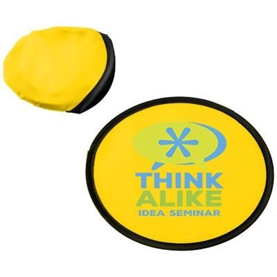 Picture of FLORIDA FRISBEE in Yellow