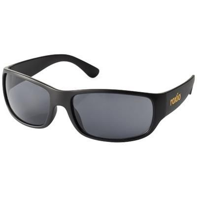 Picture of ARENA SUNGLASSES in Black Solid