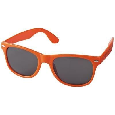 Picture of SUN RAY SUNGLASSES in Orange