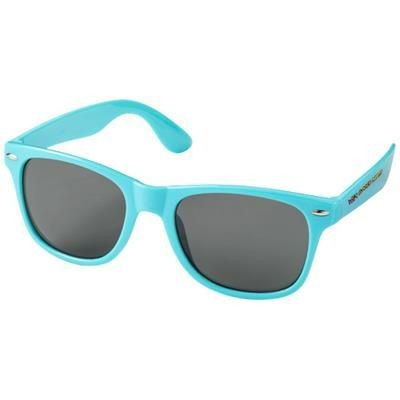 Picture of SUN RAY SUNGLASSES in Aqua Blue