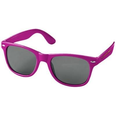 Picture of SUN RAY SUNGLASSES in Pink