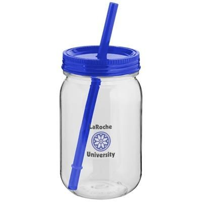 Picture of BINX MASON JAR in Transparent-blue