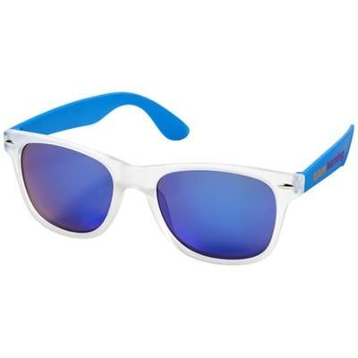 Picture of CALIFORNIA EXCLUSIVELY DESIGNED SUNGLASSES in Blue-transparent