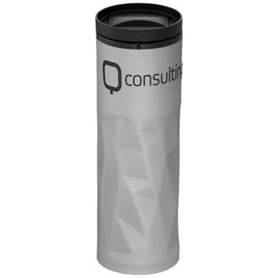 Picture of TORINO 450 ML FOAM THERMAL INSULATED TUMBLER in Silver