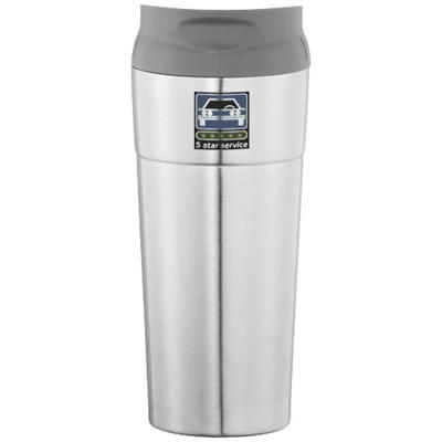 Picture of ZISSOU 500 ML THERMAL INSULATED TUMBLER in Silver