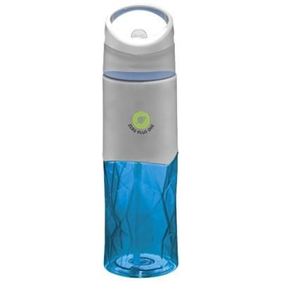 Picture of RADIUS 830 ML TRITAN GEOMETRIC SPORTS BOTTLE in Blue