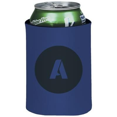 Picture of CROWDIO COLLAPSIBLE DRINK INSULATOR in Royal Blue