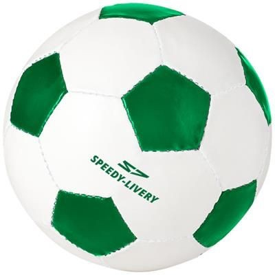Picture of CURVE SIZE 5 FOOTBALL in Green