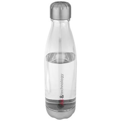 Picture of AQUA SPORTS BOTTLE in Transparent Clear Transparent