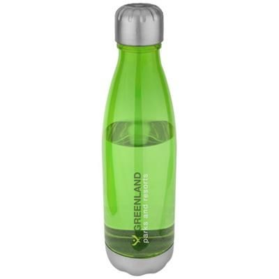 Picture of AQUA SPORTS BOTTLE in Neon Fluorescent Green