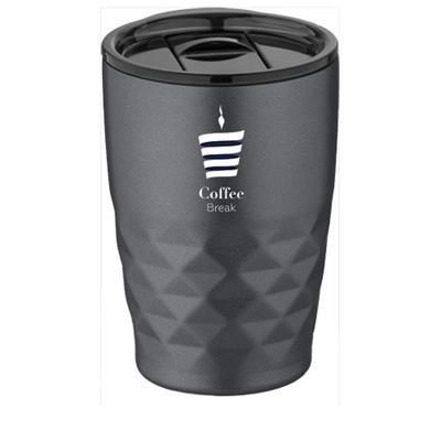 Picture of GEO 350 ML COPPER VACUUM THERMAL INSULATED TUMBLER in Grey