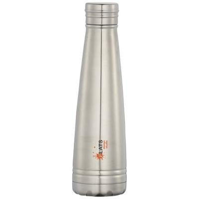 Picture of DUKE 500 ML COPPER VACUUM THERMAL INSULATED SPORTS BOTTLE in Silver