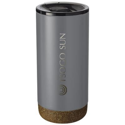 Picture of VALHALLA 500 ML COPPER VACUUM THERMAL INSULATED TUMBLER in Grey