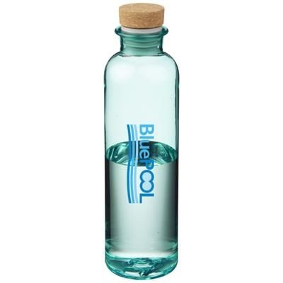 Picture of SPARROW 650 ML TRITAN SPORTS BOTTLE with Cork Lid in Light Blue