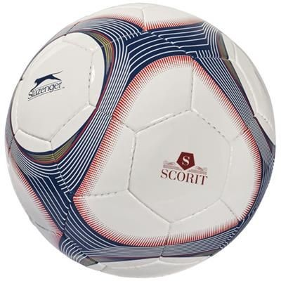 Picture of PICHICHI FOOTBALL in White Solid-navy
