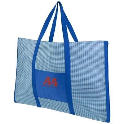 Picture of BONBINI FOLDING BEACH TOTE AND MAT in Royal Blue