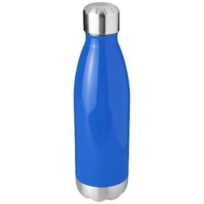 Picture of ARSENAL 510 ML VACUUM THERMAL INSULATED BOTTLE in Blue