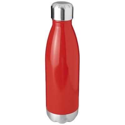 Picture of ARSENAL 510 ML VACUUM THERMAL INSULATED BOTTLE in Red