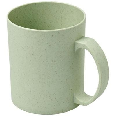 Picture of PECOS 350 ML WHEAT STRAW MUG in Mints