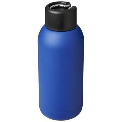 Picture of BREA 375 ML VACUUM THERMAL INSULATED SPORTS BOTTLE in Blue