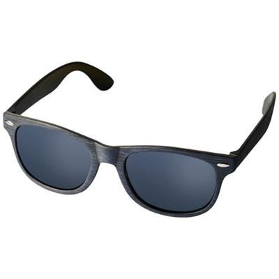 Picture of SUN RAY SUNGLASSES with Heathered Finish in Navy