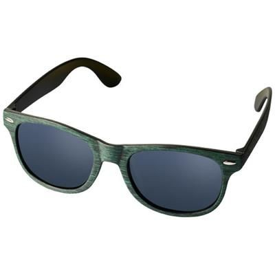Picture of SUN RAY SUNGLASSES with Heathered Finish in Green