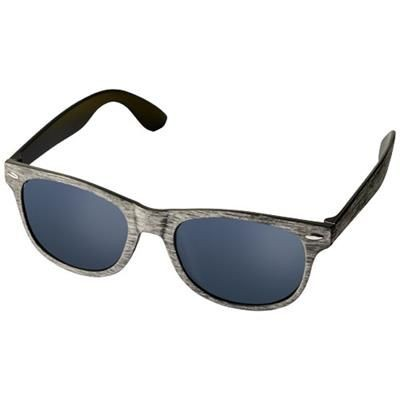 Picture of SUN RAY SUNGLASSES with Heathered Finish in Pale Grey