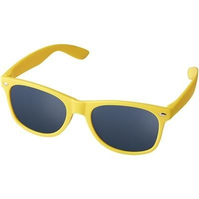 Picture of SUN RAY SUNGLASSES FOR CHILDRENS in Yellow