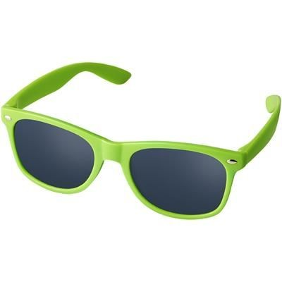 Picture of SUN RAY SUNGLASSES FOR CHILDRENS in Lime