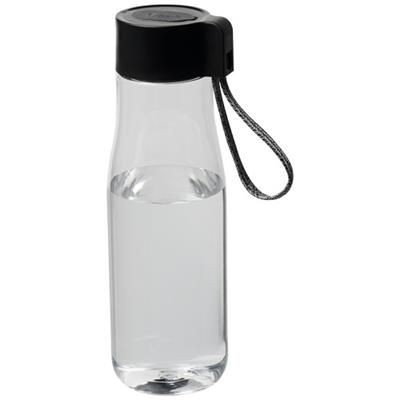 Picture of ARA 640 ML TRITAN SPORTS BOTTLE with Charger Cable in Transparent Clear Transparent