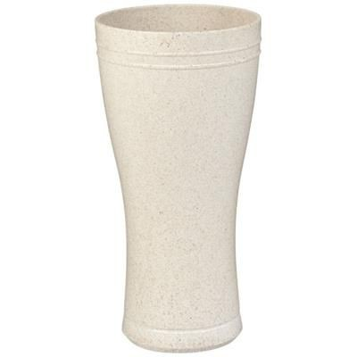 Picture of TAGUS 400 ML WHEAT STRAW BEER GLASS in Beige