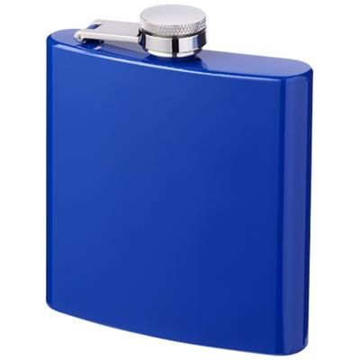Picture of ELIXER 175 ML HIP FLASK in Blue