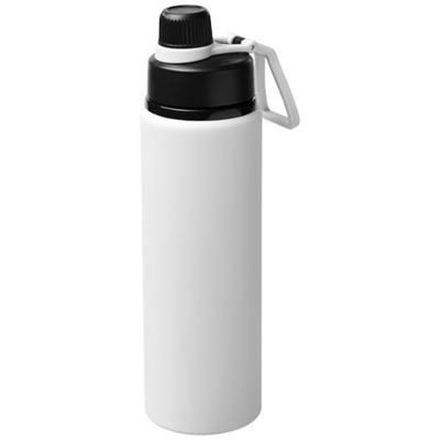 Picture of KIVU 800 ML SPORTS BOTTLE in White Solid